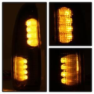 Spyder Auto - XTune LED Door Mirror Signal Lens 9924729 - Image 4