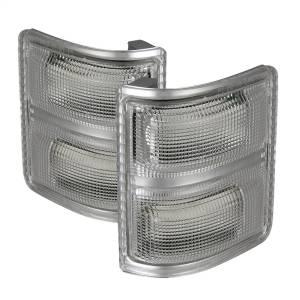 Spyder Auto - XTune LED Door Mirror Signal Lens 9924736