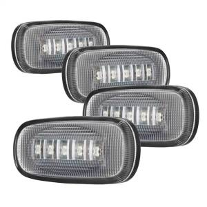 Exterior Lighting - Side Marker Light Assembly - Spyder Auto - XTune LED Fender Lights 9924750