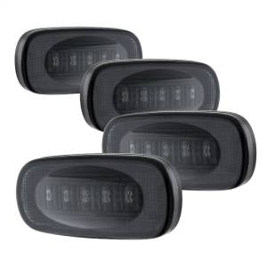 Exterior Lighting - Side Marker Light Assembly - Spyder Auto - XTune LED Fender Lights 9924767