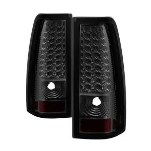 Spyder Auto - XTune LED Tail Lights 5011770