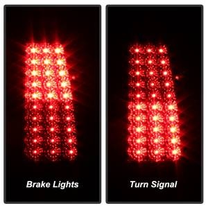 Spyder Auto - XTune LED Tail Lights 5011770 - Image 2