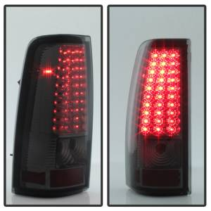 Spyder Auto - XTune LED Tail Lights 5011770 - Image 8