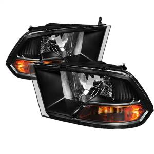 Spyder Auto - XTune Crystal Headlights 5042378