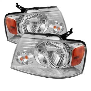 Spyder Auto - XTune Crystal Headlights 5069825