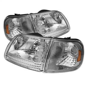 Spyder Auto - XTune Crystal Headlights 5070326