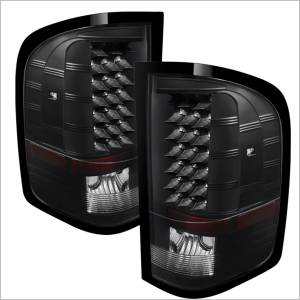 Spyder Auto - XTune LED Tail Lights 5073716