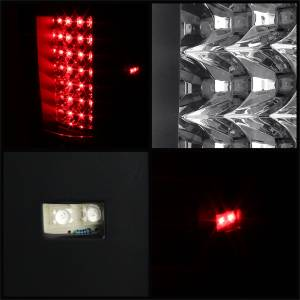 Spyder Auto - XTune LED Tail Lights 5073716 - Image 3