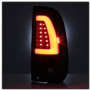 Spyder Auto - XTune Light Bar LED Tail Lights 5082084 - Image 2