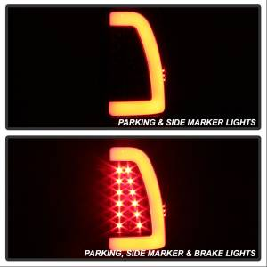 Spyder Auto - XTune Light Bar LED Tail Lights 5082084 - Image 3
