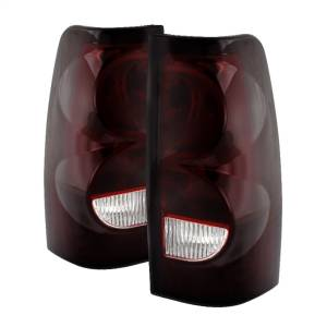 Spyder Auto - XTune Tail Lights 9026355