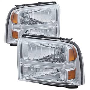 Spyder Auto - XTune Crystal Headlights 9026560