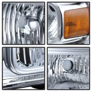 Spyder Auto - XTune Crystal Headlights 9026560 - Image 4
