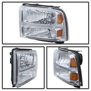 Spyder Auto - XTune Crystal Headlights 9026560 - Image 5