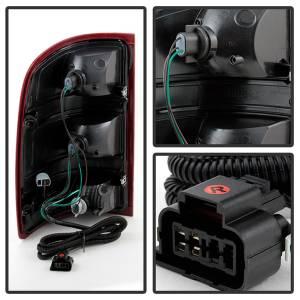 Spyder Auto - XTune Tail Lights 9032011 - Image 4