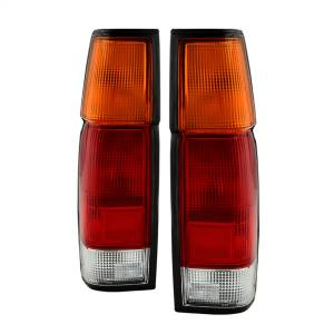 Spyder Auto - XTune Tail Lights 9034213
