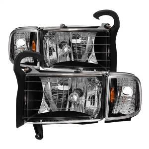 Spyder Auto - XTune Headlights 9034299