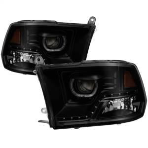 Spyder Auto - XTune Halo Projector Headlights 9036736