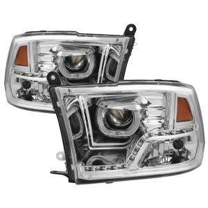 Spyder Auto - XTune Halo Projector Headlights 9036743