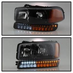 Spyder Auto - XTune Headlights 9037399 - Image 4