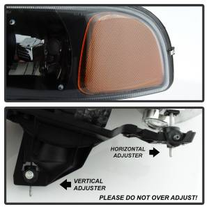 Spyder Auto - XTune Headlights 9037399 - Image 6