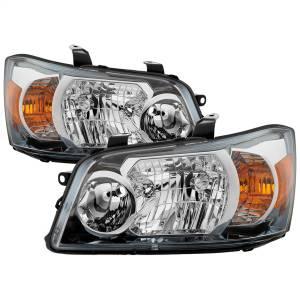 Spyder Auto - XTune Headlights 9039157
