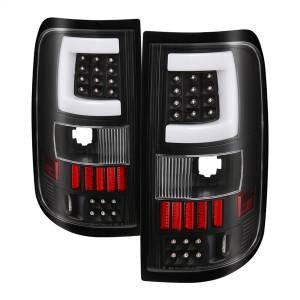 Spyder Auto - XTune Version 3 Light Bar LED Tail Lights 9040337