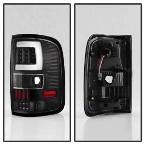 Spyder Auto - XTune Version 3 Light Bar LED Tail Lights 9040337 - Image 6