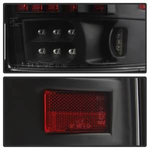 Spyder Auto - XTune Version 3 Light Bar LED Tail Lights 9040337 - Image 7