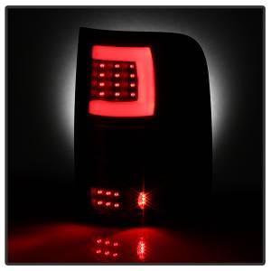 Spyder Auto - XTune Version 3 Light Bar LED Tail Lights 9040337 - Image 8