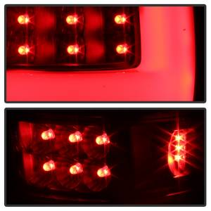 Spyder Auto - XTune Version 3 Light Bar LED Tail Lights 9040337 - Image 9