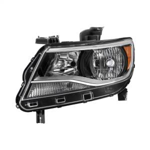 Exterior Lighting - Head Light - Spyder Auto - XTune Headlight 9040535