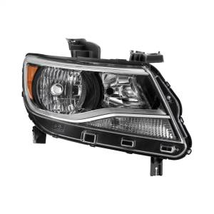Exterior Lighting - Head Light - Spyder Auto - XTune Headlight 9040542