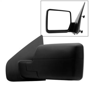 Mirror - Door Mirror - Spyder Auto - XTune Door Mirror 9935299