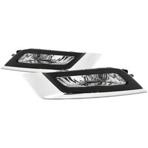 Exterior Lighting - Fog Lights - Spyder Auto - Fog Lights 5085405
