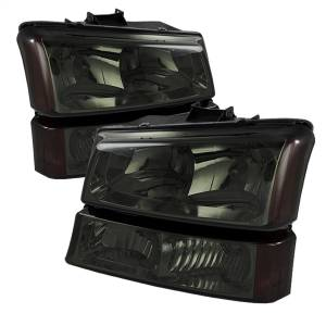 Spyder Auto - XTune Crystal Headlights 5064523