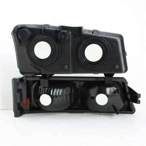 Spyder Auto - XTune Crystal Headlights 5064523 - Image 3