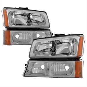Spyder Auto - XTune Crystal Headlights 5064912