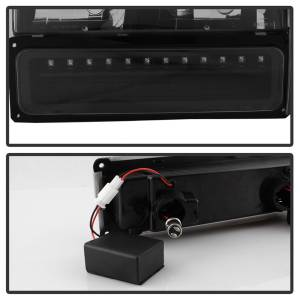 Spyder Auto - XTune Bumper Head Lights/Corner Lights 5069542 - Image 6