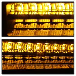Spyder Auto - XTune Bumper Head Lights/Corner Lights 5069542 - Image 7