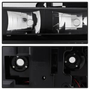 Spyder Auto - XTune Bumper Head Lights/Corner Lights 5069542 - Image 8