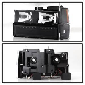 Spyder Auto - XTune Bumper Head Lights/Corner Lights 5069542 - Image 9
