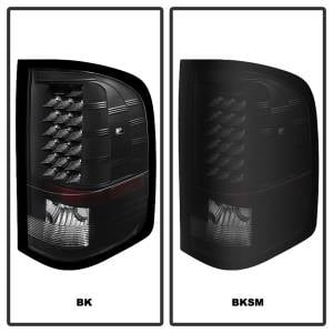 Spyder Auto - XTune LED Tail Lights 5077493 - Image 4