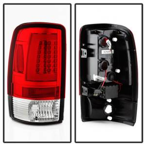 Spyder Auto - Version 2 LED Tail Lights 5084163 - Image 5
