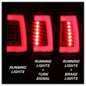 Spyder Auto - Version 2 LED Tail Lights 5084163 - Image 8