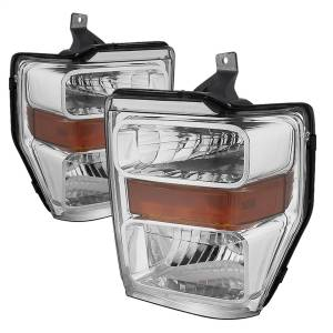 Spyder Auto - XTune Headlights 9022401