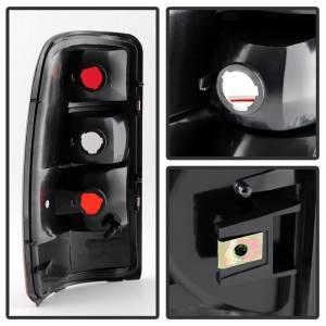 Spyder Auto - XTune Tail Lights 9028809 - Image 2