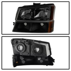 Spyder Auto - XTune Crystal Headlights 9030253