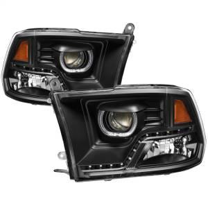 Spyder Auto - XTune Halo Projector Headlights 9036729