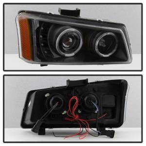 Spyder Auto - XTune Projector Headlights/Bumper Lights 9036774 - Image 6